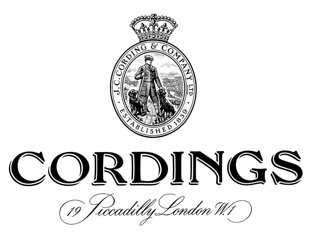 CORDINGSのブランドロゴ